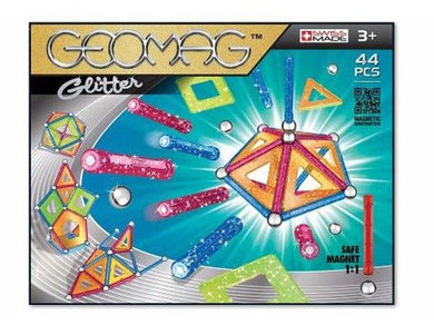 Geomag - Glitter 44 (Ages 3+)