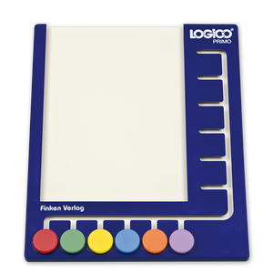 LOGICO Primo set (8 books) with board