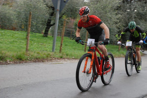 BONELLI ON THE PODIUM AT BARDOLINO BIKE