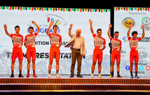 THE TOUR DE LANGKAWI