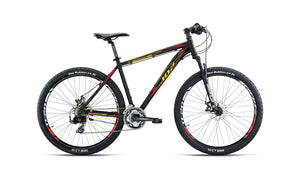 "107 TY500 DISK MECHANICAL 27.5"" 21S"