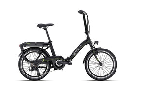 "BE05 GENIO E-BIKE GRACE GENIUS 20 ""ALU TX35 7S LI ION 36V 8AH"