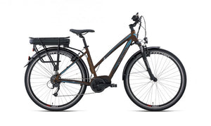 BE20 E-BIKE TRK LADY 28 ACERA 9S BAFANG MAX DRIVE