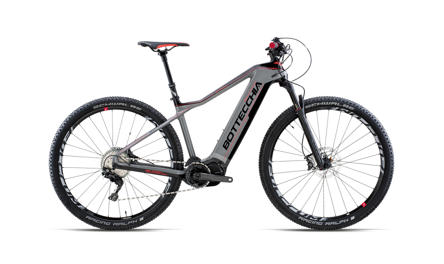 "BE 70 THUNDER E-MTB CARBON 29"" BOOST XT 11S SHIMANO 8000"