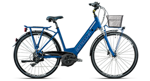 "BE 17 E-BIKE TRK LADY 28 ""TX800 8S ETR3 MIDDLE MOTOR"
