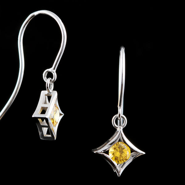 Giallo Zaffiro Earrings