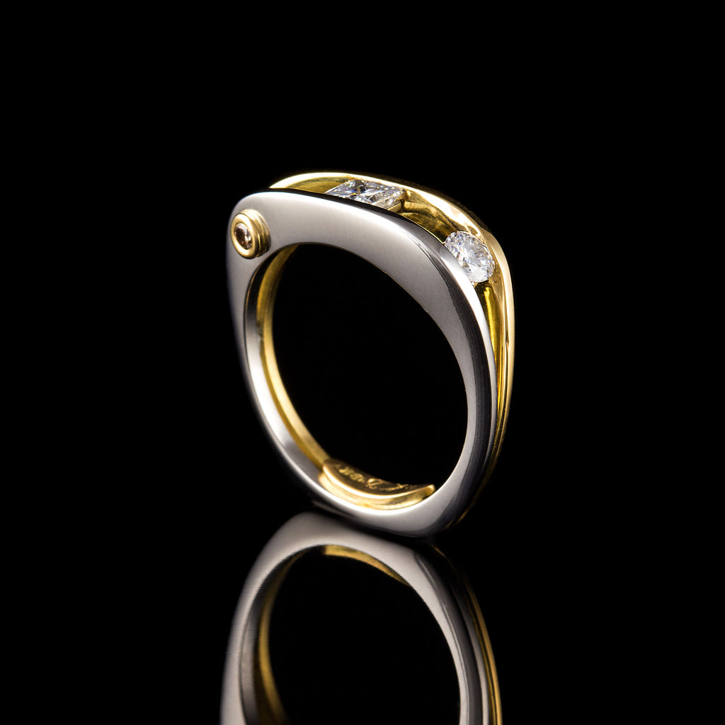 Di Moda Diamante Ring