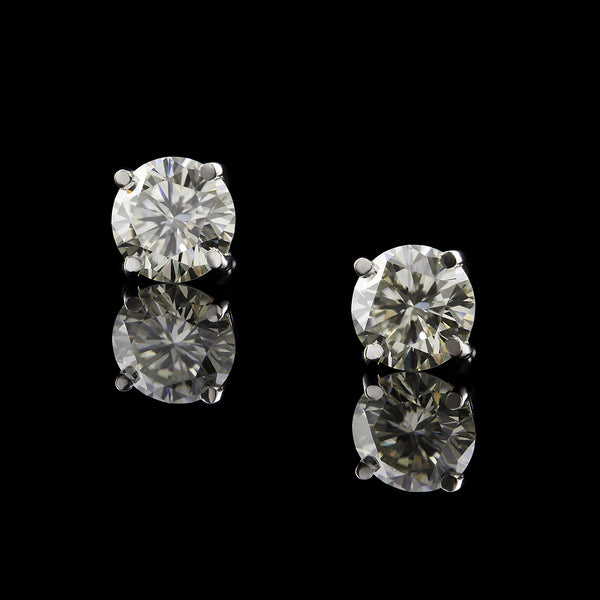 Platino Diamante Earrings