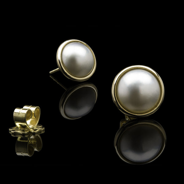 Mabe Perla Earrings