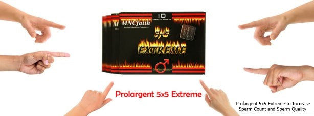 How to improve SPERM QUALITY! – Prolargent 5x5 Extreme