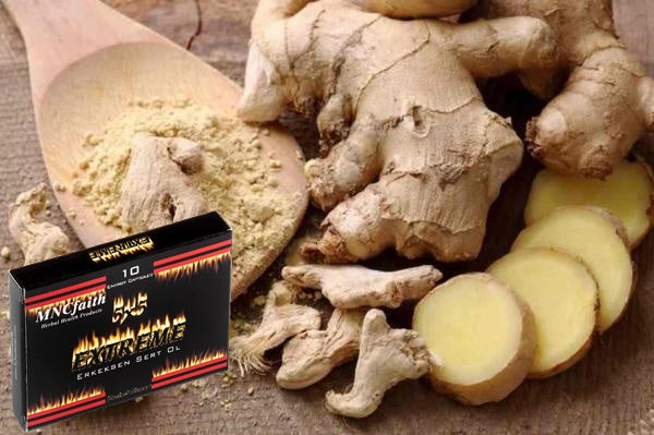 The Benefits of Ginger for Men - Prolargent 5x5 Extreme