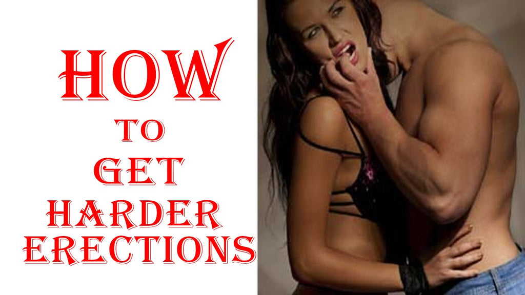 How to get Harder and Longer Erections | Prolargent 5x5 Extreme