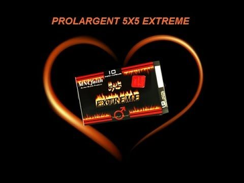Prolargent 5x5 Extreme: Where to buy pills online to cure erectile dysfunction