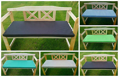 Garden Chair Bench Cushion Pad Waterproof Outdoor Bistro Stool Patio Dining  Seat Part 26