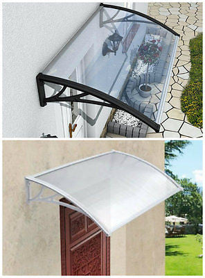 1200mm X 800mm Door Window Canopy