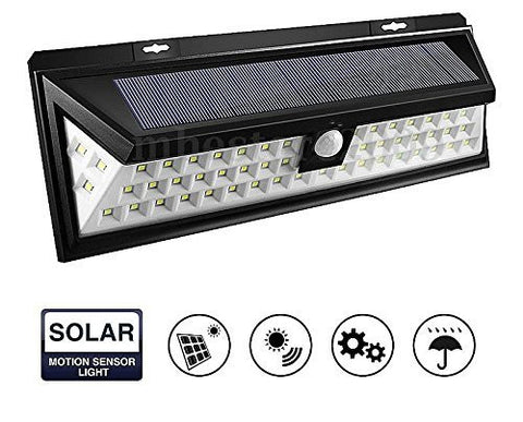 54 Led  Bright Solar Power Light Motion Sensor Garden Outdoor