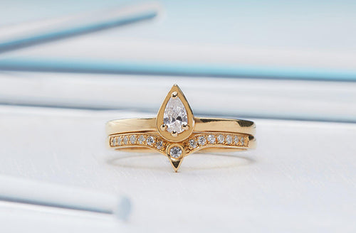 Magnificent Ring II-Diamond Ring, Engagement Ring-TOR Pure Jewelry