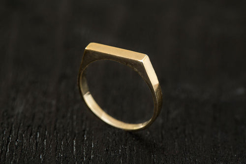 Nofar Wedding Band-Wedding Band-TOR Pure Jewelry