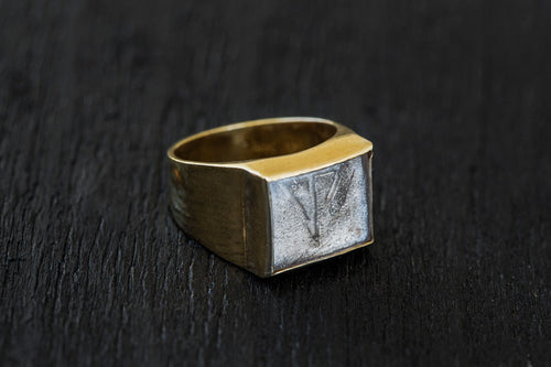 TOR Signature Ring-signet ring-TOR Pure Jewelry