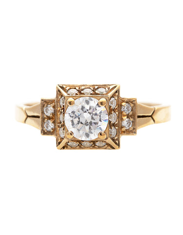 Enchanting Diamond Cuff