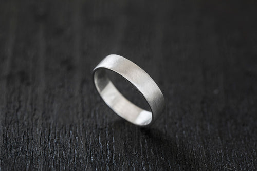 Plain Ring-Men's Rings-TOR Pure Jewelry