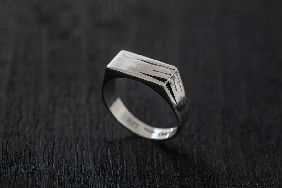 Spike Ring-Men's Rings-TOR Pure Jewelry