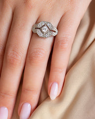 Lior 1920's Diamond Ring