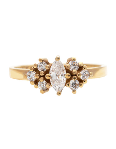 Vintage Diamond Ring