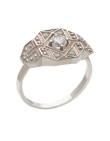 Merlin Diamond Ring