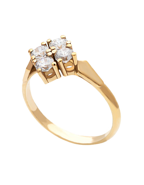 Reut B Diamond Ring