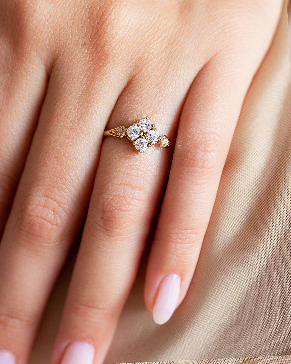 Reut B Extra Engagement Ring