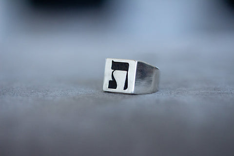 BET Signet Ring