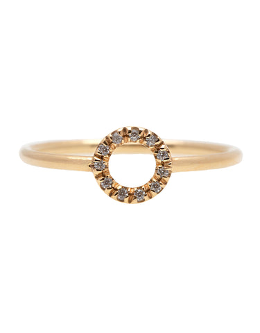 Stackable Gold Ring