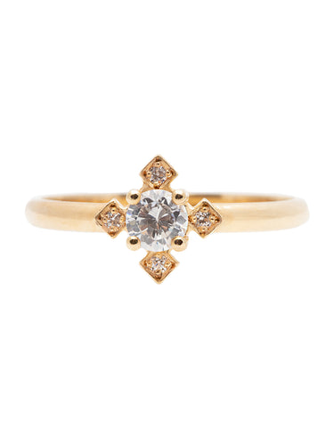 Enchanting Diamond Ring II