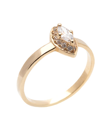 Medea Diamond Ring