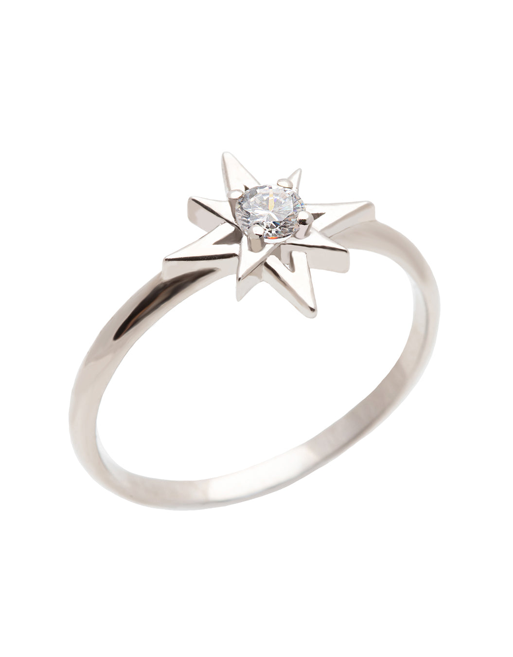Northern Star Diamond Ring