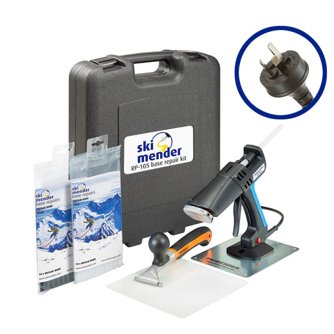 Professional Ski & Snowboard Base Repair Kit