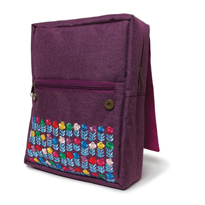 Flowerbed Backpack, by eeBoo