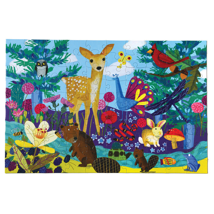 Life On Earth 100pc Puzzle, by eeBoo