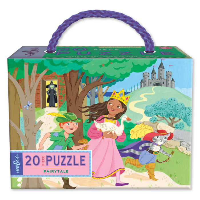 Fairytale 20pc Puzzle, by eeBoo