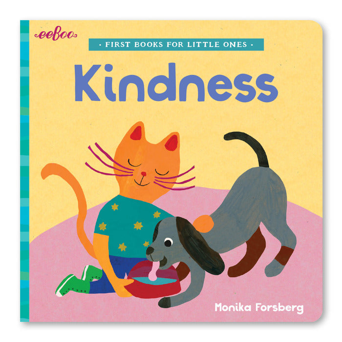 First Books For Little Ones - Kindness, by eeBoo