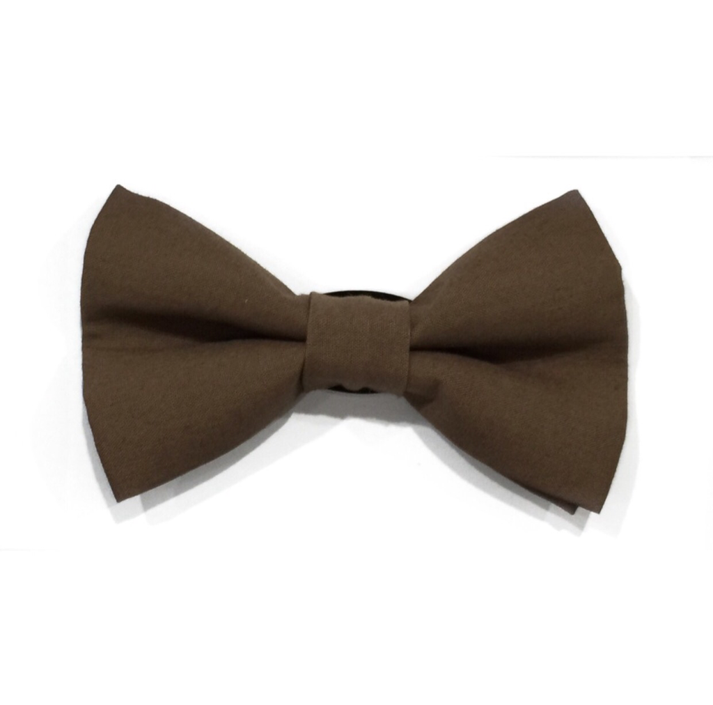 light brown bow tie mama and co