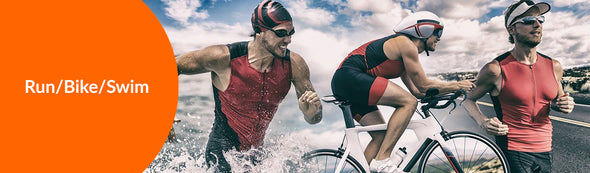 Run/Bike/Swim
