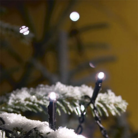 Konstsmide 3634-200 320 Micro LED Christmas Tree Lights  Bright White