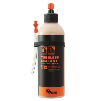 Orange Seal OS-46410 Orange Seal Tubeless Tyre Sealant  Injection System 8oz