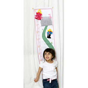 Oskar & Ellen OE8012 Soft PRINCESS HEIGHT CHART  Lets Play  by Oskar  Ellen