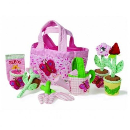 Oskar & Ellen OE223 Soft GARDENING SET  Lets Play  by Oskar  Ellen
