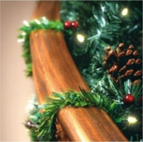 Garland Ties : 10 Pack : Noble Fir