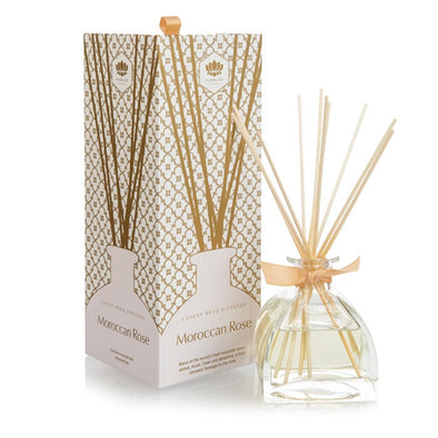 madebyzen SRD MR Luxury Reed Diffuser  Moroccan Rose