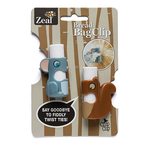 Zeal G57 Zeal Bread Bag Clips  2 Pack